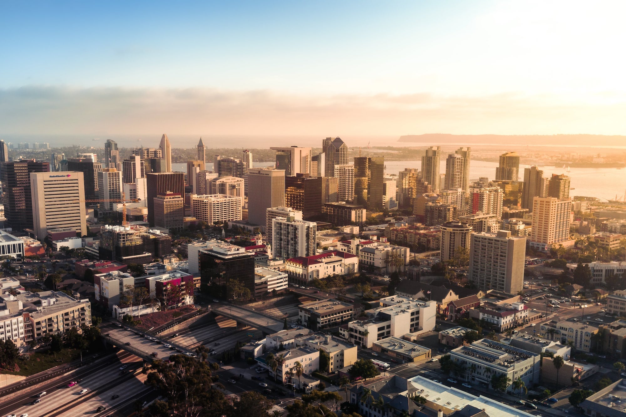 Image of downtown San Diego